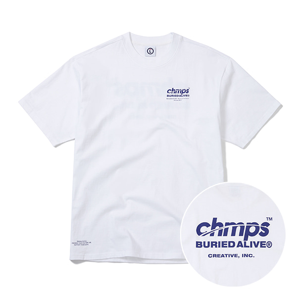 BC X BA CHMPS ALIVE TEE B21ST03WH